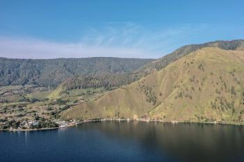 Menyaksikan keindahan panorama di Kabupaten Dairi